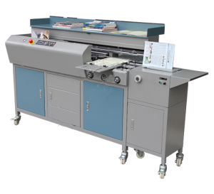 High Speed Pneumatic Perfect Binding Machine (GT-T8CL) pictures & photos
