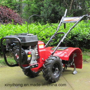 6.5HP Gasoline Mini Farm Machine Power Tiller with Ce Approval pictures & photos