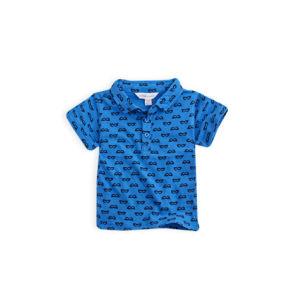 Print Baby Polo Shirt