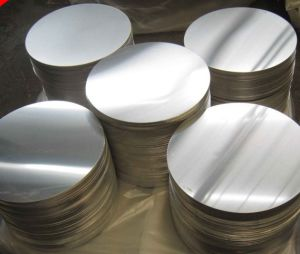 Aluminium Hot Rolling Disc for Deep Drawing Used pictures & photos