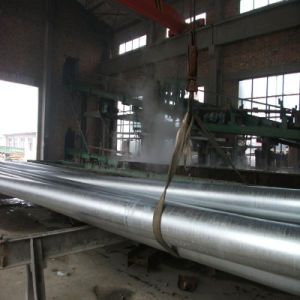 Od323X8mm Hot DIP Galvanized Pipe with 280g Zinc Coat pictures & photos