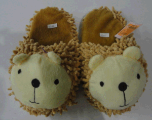 New Fashion Custom Plush Animal Shoes pictures & photos