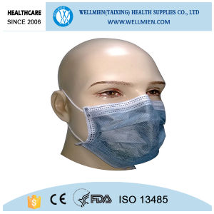 4-Ply High Filter Efficiency Active Carbon Non-Woven Face Mask pictures & photos