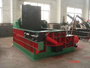 130t Hydraulic Metal Scrap Baler Machine pictures & photos