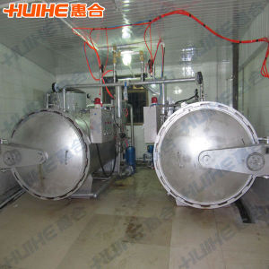 Stainless Steel Ful-Automatic Autoclave for Sale pictures & photos