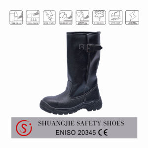 High Quality Popular High-Cut Safey Shoes