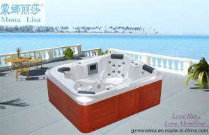 Hydrotherapy Freestanding Tub Sexy SPA (M-3343) pictures & photos