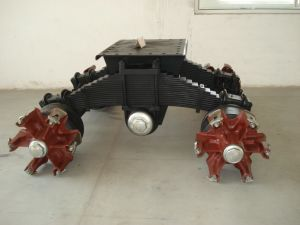 Bogie Suspension/Bronze Bushing/Drum Type/Spider Type/BPW Bogie Suspension pictures & photos