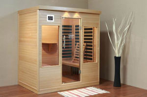 Infrared Sauna (M-Royal-IVS) - Low EMR/EMF