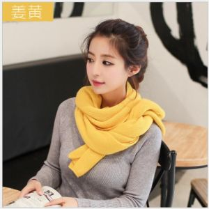 New Fashion Winter Customized Best Quality Colorful Elegant Classic Fashion Lady Scarf