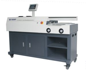 Glue Binding Machine (GT-60A3C) with Side Glue pictures & photos