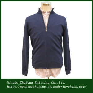 Mens Cardigan Sweater with Lining (NBZF0017)