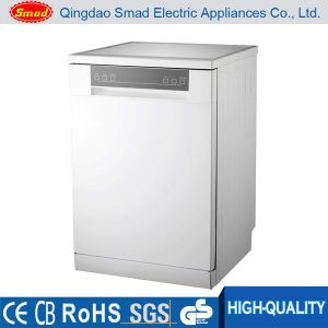 Front Loading Freestanding Dish Washing Machine with LED Display pictures & photos