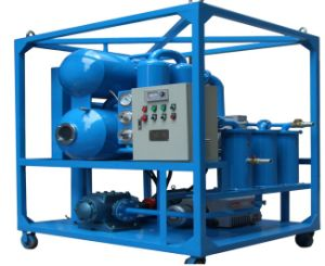 Nakin Good Quanlity Transformer Oil Purifier Machine pictures & photos