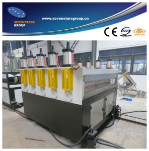 PP PE PC Hollow Sheet Extrusion Production Machine Line pictures & photos