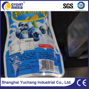 Cycjet Small Plastic Bag Marking Machine pictures & photos
