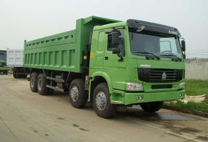 HOWO 31tons 8X4 Heavy Duty Truck (ZZ3317N3867C1) pictures & photos