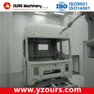 Truck Powder Coating Line with Automatic Coating Machine pictures & photos