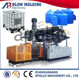 High Quality Automatic 1000L IBC Tank Blow Molding Machine pictures & photos