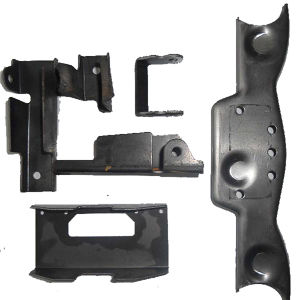 OEM Railway Welded Stamping Part pictures & photos