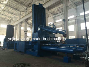 Ydt-400 Automatic Waste Car Baler (25 years factory) pictures & photos