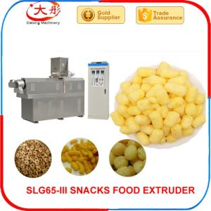 Puff Corn Snacks Food Extruder pictures & photos