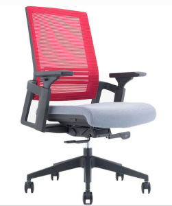 Office Mesh Hotel Metal Manager Conference Chair (HX-NCD492) pictures & photos