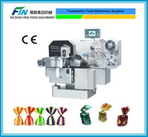 Chocolate Wrapping Machine for Single Twist pictures & photos