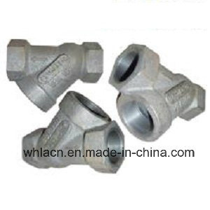 Stainless Steel Investment Casting Valve Body (Lost Wax Casting) pictures & photos