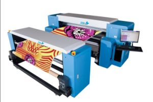E500-180 Belt Digitaltextile Machine