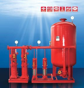 Qlc Series Fire Fighting Pneumatic Water Supply Equipment pictures & photos