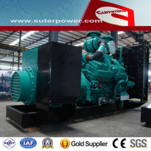 800kVA Electric Power Diesel Genset with China Cummins Engine