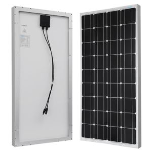 100watts 12 Volts Polycrystalline Solar Panel pictures & photos