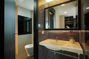 Aluminium Mirror/Bathroom/Furniture / Clear Silver Mirror/Copper Free Silver Mirror pictures & photos