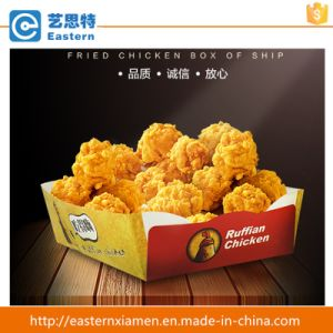 Custom Printed Paper Fried Chicken Box