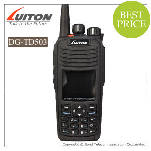 Compatible with Mototrbo & Repeater Dmr Digital Radio Dg-Td503 pictures & photos