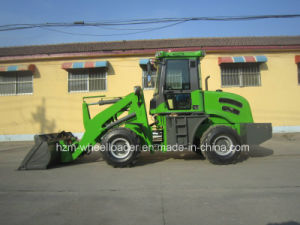 Agricultural Wheel Loader Zl18 1.8ton with 55kw Engine pictures & photos