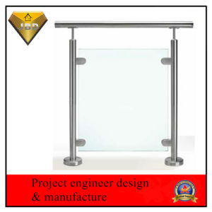 Stainless Steel Glass Railing Post (JBD-Z15) pictures & photos