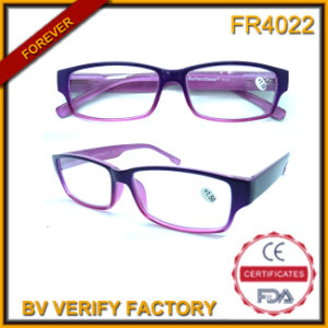 Metal Hinge Cheap Fashion Reading Glasses Fr4022 pictures & photos