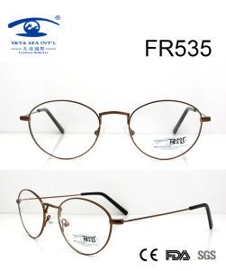 2017 New Hot Sale Full Rim Optical Frame (FR535) pictures & photos