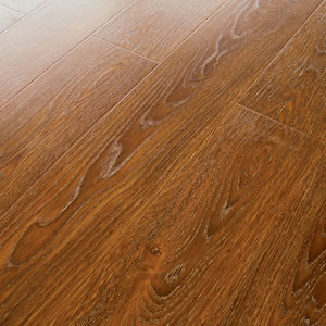 Registered Embossed Surface Laminate Floor 12700-3 pictures & photos