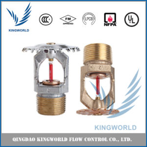 Extended Coverage Upright and Pendent Sprinklers Decorative Glass- Bulb pictures & photos