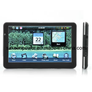 7 Inch HD Touchscreen Ultra-Fast CPU GPS Navigator with Bluetooth and FM Transmitter pictures & photos