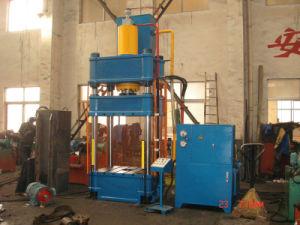 100ton Four-Column Hydraulic Press Machine (YQ32-100) pictures & photos