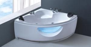 New Double Person Massage Bathtub Nj-3007 pictures & photos