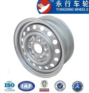 Car Steel Wheels for Nissan/Mitsubishi
