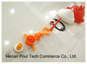 PE Material Durable Plasson Chicken Drinker pictures & photos