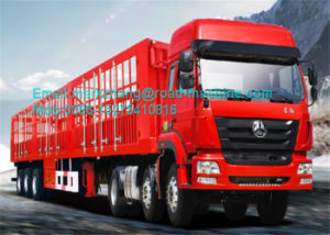 Sino Truck Hohan 6X4 336/371HP Tractor Head Prime Mover pictures & photos