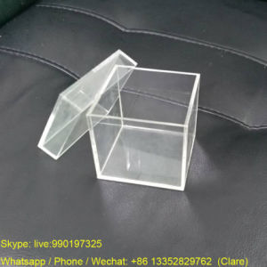 Transparent Acrylic Small Storage Box with Lid pictures & photos