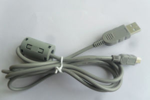 Digital Camera USB Cable Mini-B 5-Pin for Sony/Canon/HP/Olympus
